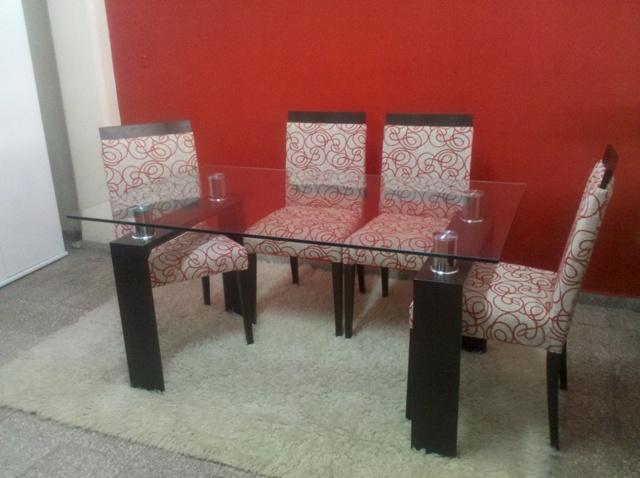 Muebles bongiorno venta de muebles en c rdoba for Mesas de comedor de vidrio