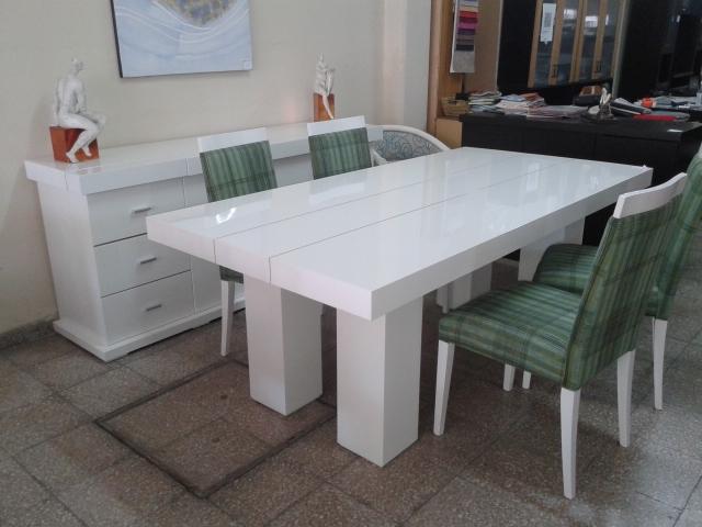 Muebles bongiorno venta de muebles en c rdoba for Muebles de comedor blancos